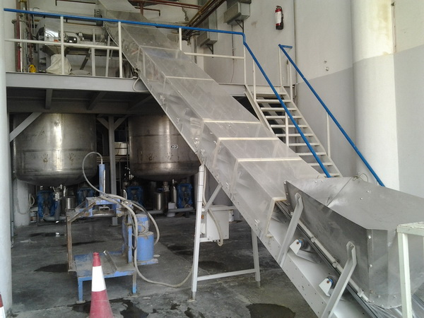 TR-2 & TR-3 Bulk Materials Conveyors