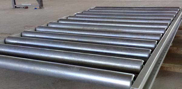 RHG Roller Heavy Duty Gravity Conveyors