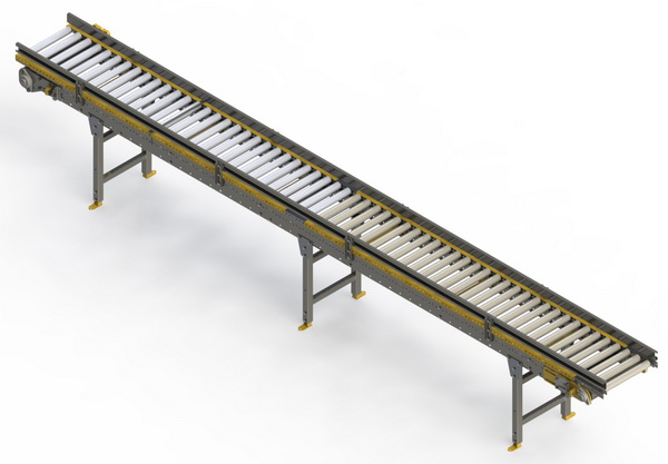 RLA Live Roller Accumulation Conveyors