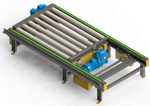 DRC Cross- Chain Conveyors